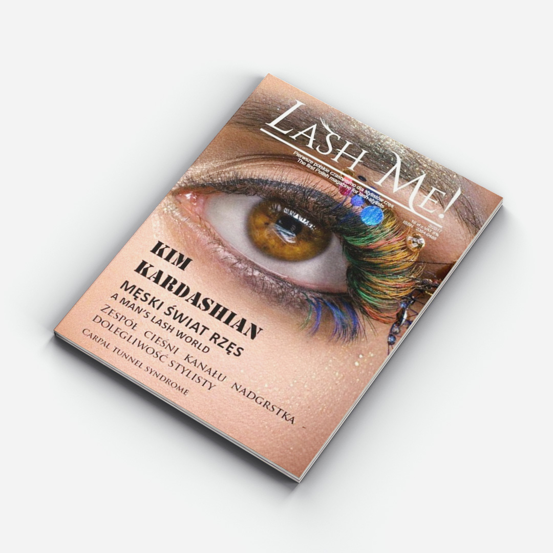 Magazyn Lash Me! 2/2017