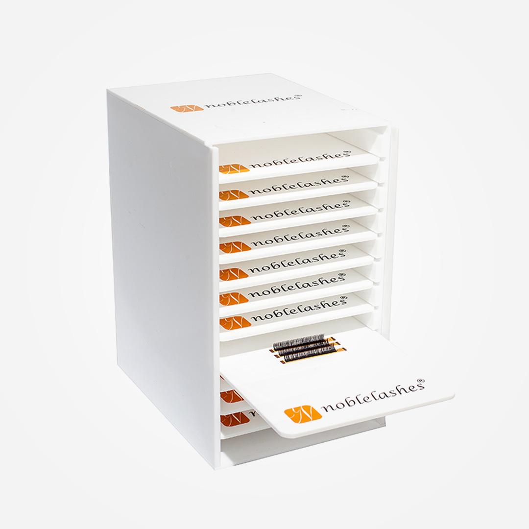 Shelf Lash Box