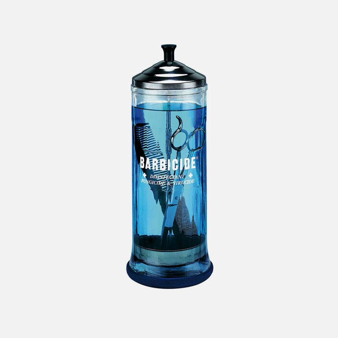Szklany pojemnik do dezynfekcji duży 1100 ml