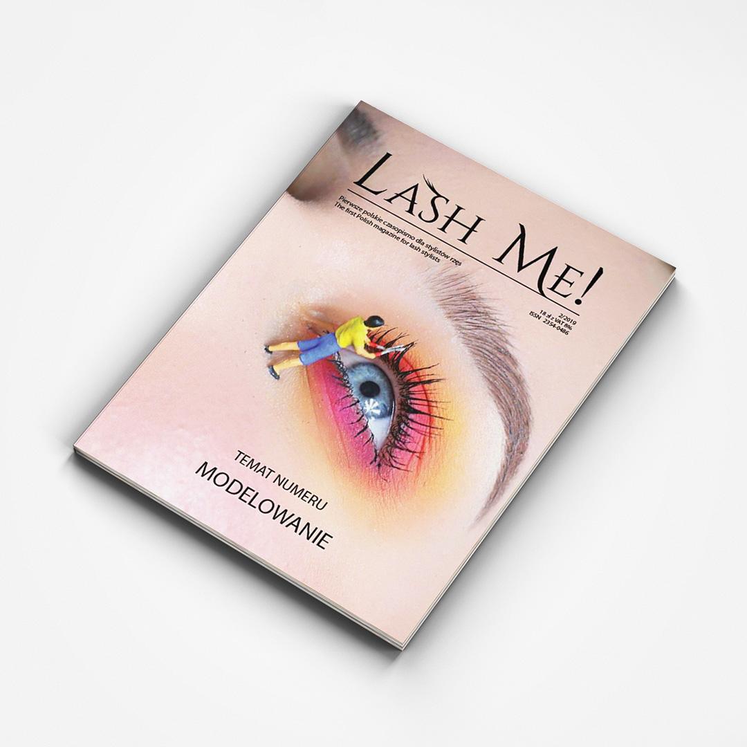 Magazyn Lash Me! 2/2019