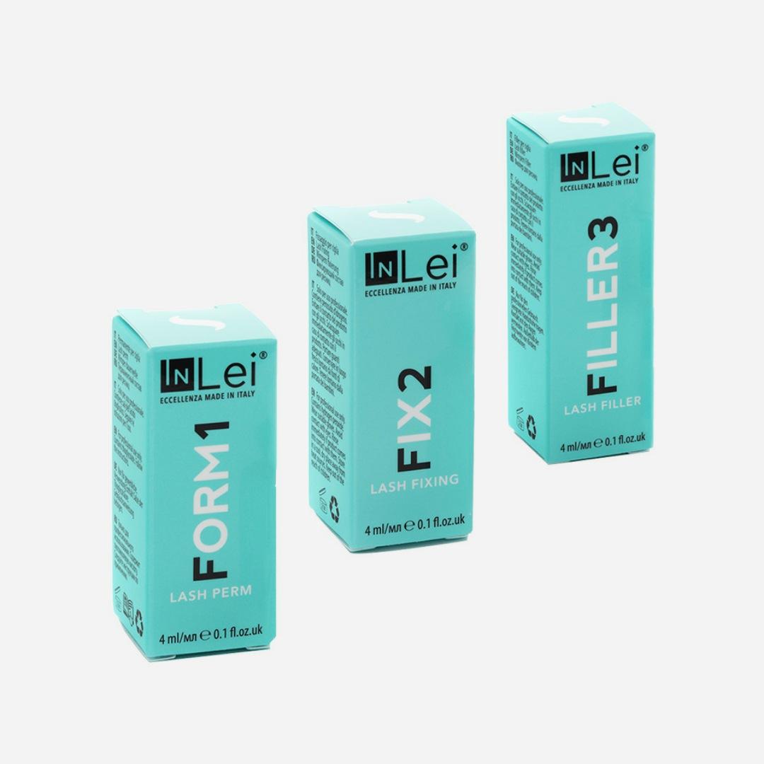 Inlei® produkty uzupełniające do Lash Filler butelka 4 ml