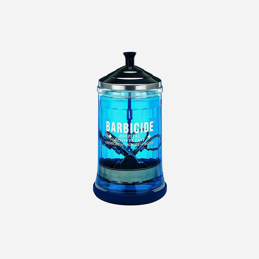 Szklany pojemnik do dezynfekcji średni 750 ml