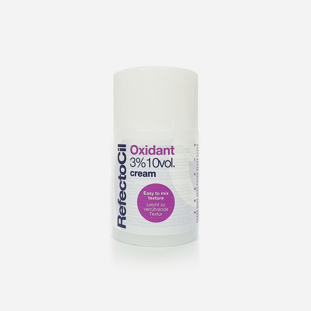 RefectoCil Oxidant creme 3% – Kremowy Utleniacz do farb