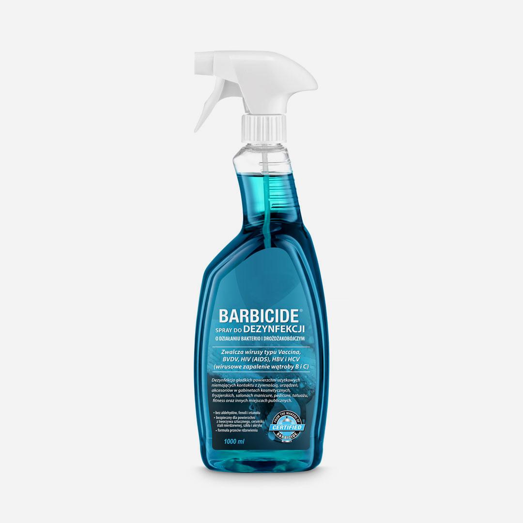 Spray do dezynfekcji powierzchni BARBICIDE